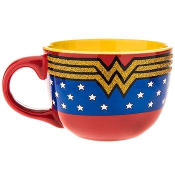 Wonder Woman Large 24oz Soup Mug Gift Party Supplies (6.75 Inch Soup)