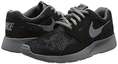 Wmns Grey Print Nike De Kaishi Para Zapatillas Cool Mujer Deporte Negro black dfPx7wPpq