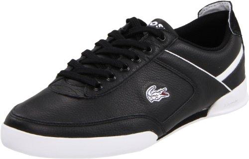 Lacoste Mens Marama Ta Sneaker Nero / Bianco