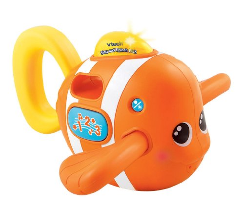 VTech Baby Sing and Splash Fish - Orange