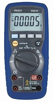 Reed Instruments Digital Multimeter