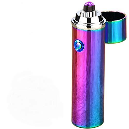 Vizliter Electronic Lighter Rechargeable Dual Arc Plasma Fla