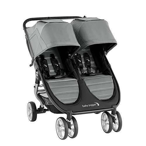 Baby Jogger City Mini 2 Double Stroller, Slate