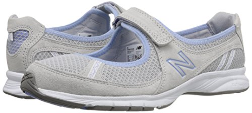 888098228595 - New Balance Women's WW515 Walking Shoe,Grey/Blue,8.5 2A US carousel main 5