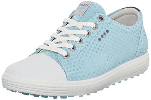 Ecco Women's Casual Hybrid Golf Shoe - Aquatic - 35 M EU ...