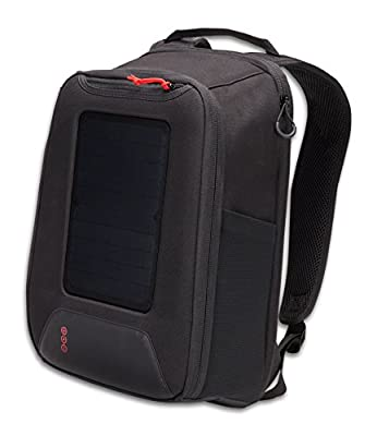 Voltaic Systems Converter Rapid Solar Backpack Charger   Includes a Battery Pack (Power Bank) and 2 Year Warranty   Powers Phones Including Apple iPhone, Tablets, USB Devices, More