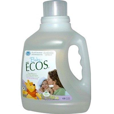 Baby Eco's Liquid Laundry Detergent; Lavender & Chamomile