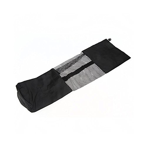 Gracefulvara Durable and Lightweight Yoga Mat Bag Adjustable Strap Yoga Mat Bag Washable for Men and Women