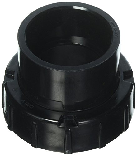Zodiac R0446102 2-1/5-Inch by 3-Inch Tail Piece with O-Ring and Coupling Nut Replacement for Zodiac Jandy WaterFall and Stealth Series Pumps ()