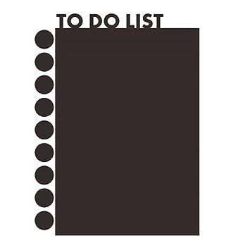 Amazon Dry Erase Contact Paperreusable Blackboard Sticker