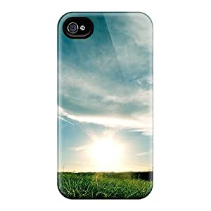 DaMMeke QcIPQff4341ppqkq Protective Case For Iphone 4/4s(sunset Morning) by lolosakes