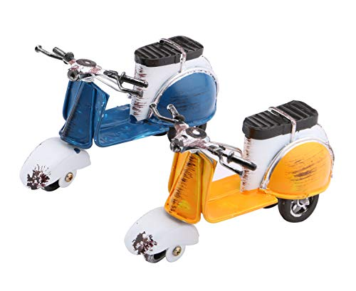 Used, Motorcycle Model Decor Mini, Dedoot Vintage Metal Decorative for sale  Delivered anywhere in USA