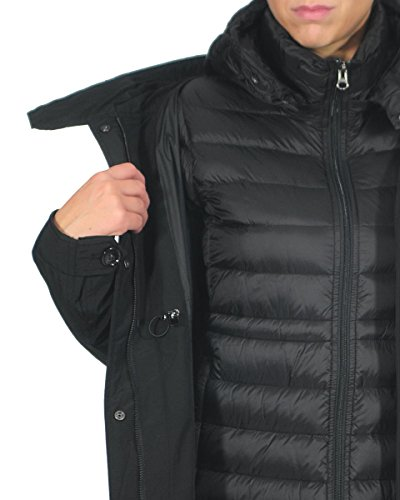 Long in Military Woolrich 1 3 Eskimo Black dwaRxXx0q