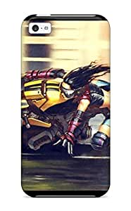 Awesome Case Cover/iphone 5c Defender Case Cover(gina Video Game Other)