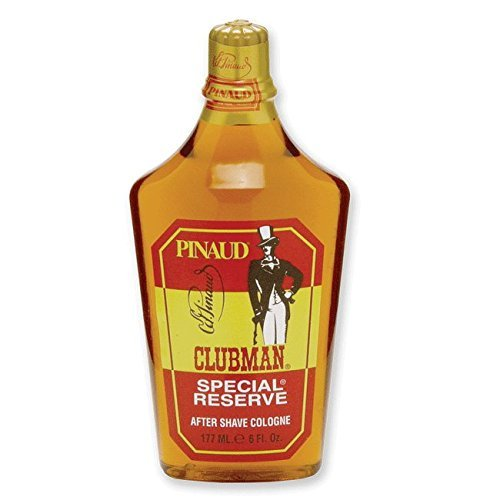 Clubman Pinaud Special Reserve Cologne After Shave Lotion