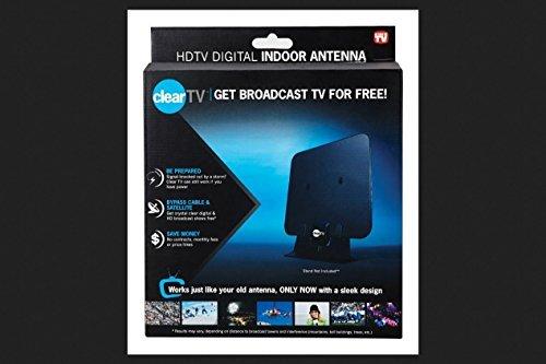 (Clear Tv Indoor Antenna)