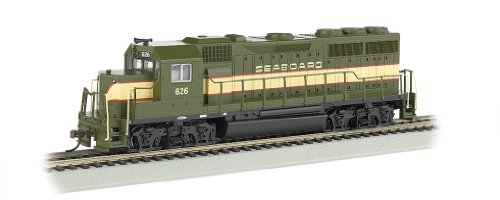Bachmann Industries EMD GP40 DCC Equipped Locomotive Seaboar