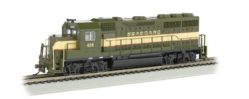 Bachmann Industries EMD GP40 DCC Equipped Locomotive Seaboard #626 HO Scale Train Car