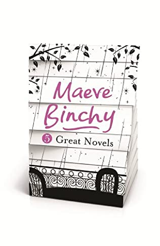 book cover of Maeve Binchy - Five Great Novels