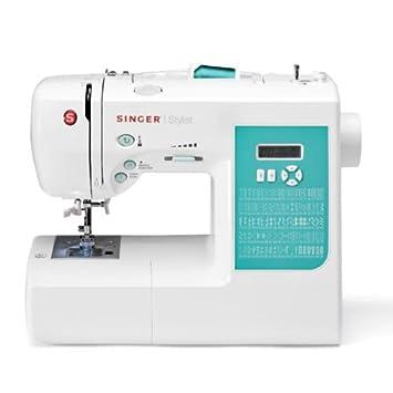 Singer 40 Stylist 40stitch Electronic Sewing Machine Unique Refurbished Sewing Machines Uk