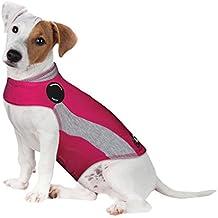 ThunderShirt Polo Dog Anxiety Jacket, Pink, Small