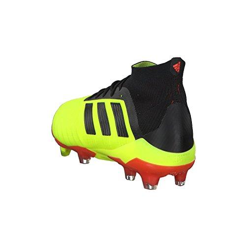 de Amasol Rojsol Negbás Chaussures 1 Predator 000 Football 18 adidas Jaune Homme FG PqXgUz