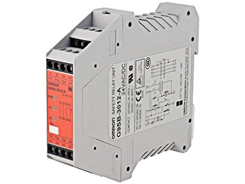 Omron Vdc Relay Wiring Safety on