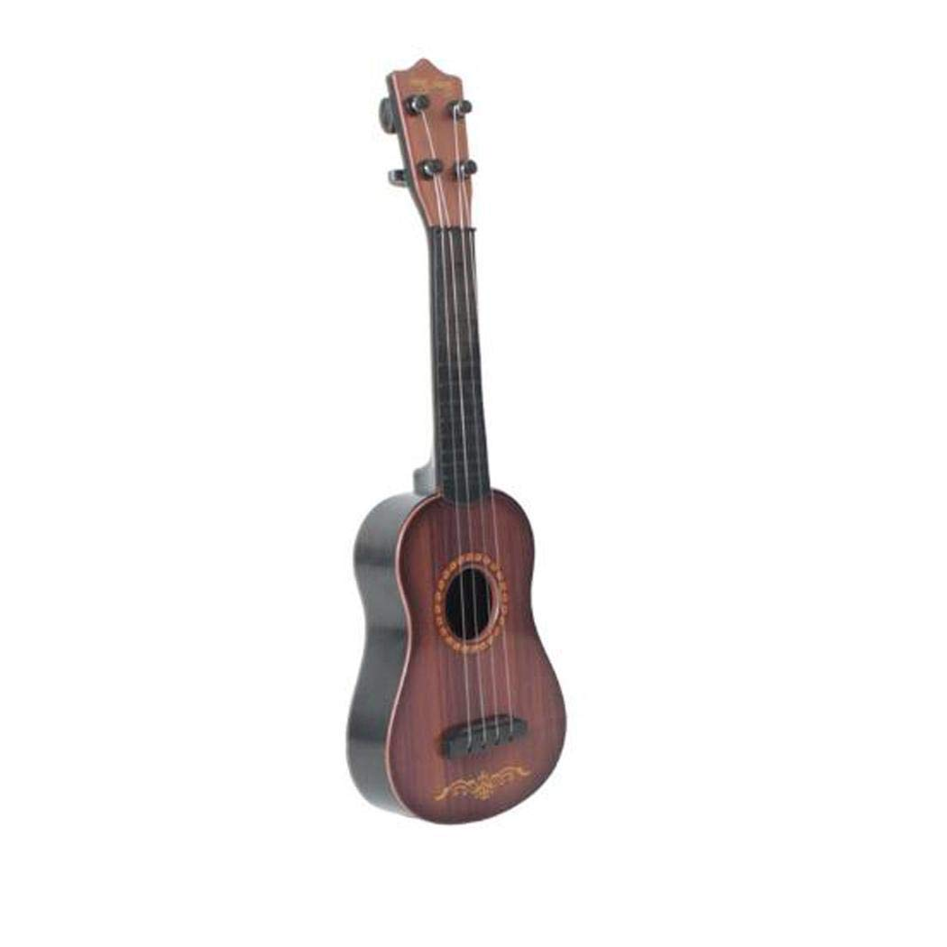wekold Baby Musical Instrument Toy Children Funny Ukulele Guitar Educational Toys Guitars & Strings by wekold