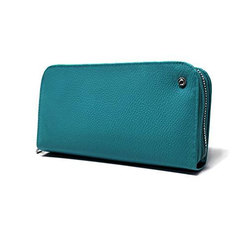 Combi Clutch mysugarcase – Premium Diabetes Supply Case – Launch Prize – Turquoise