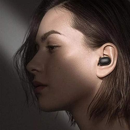 Xiaomi Earbuds Basic Negro Auriculares inalámbricos Bluetooth in-Ear con  Estuche de Carga: Amazon.es: Electrónica