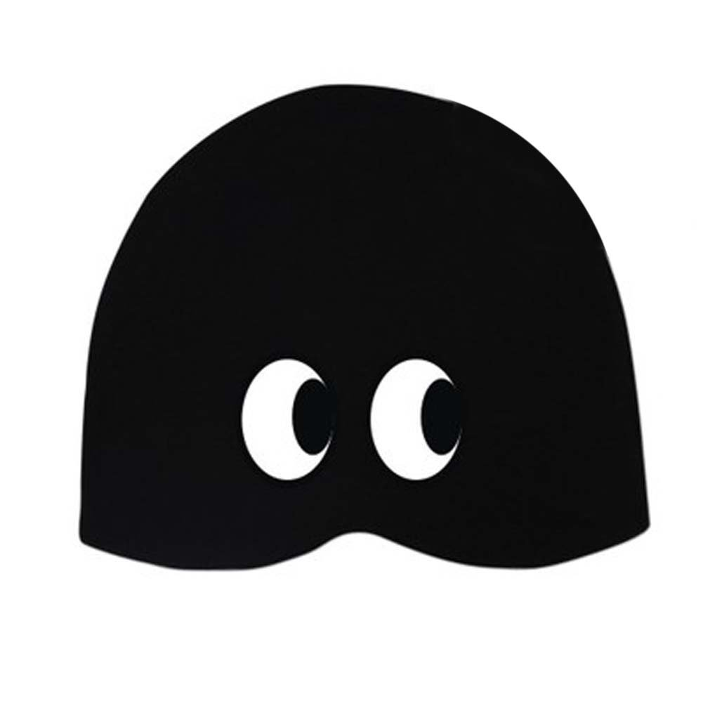 03 Black Temptation Cotton Nightcaps Skullies /& Beanies Schlafm/ützen f/ür Unisex Erwachsene//Kinder