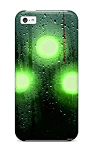 Theodore J. Smith's Shop Hot 9023070K39716439 Hot Splinter Cell Tpu Case Cover Compatible With Iphone 5c