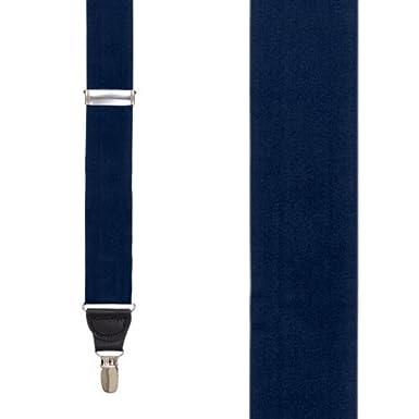 8 Colors SuspenderStore Mens Bangkok Silk Suspenders Clip