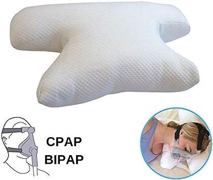 CPAP funda de almohada la Apnea del sueño: Amazon.es: Salud y ...