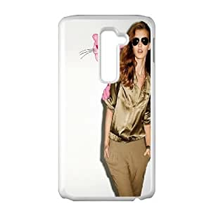 LG G2 Cell Phone Case White_Ali Stephens Mxxtz