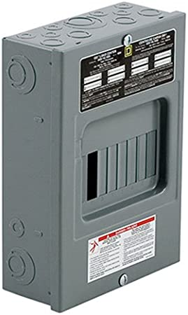 Main Lug Load Center 100 Amp 8-Space 16-Circuit Indoor Surface Mount Plug In