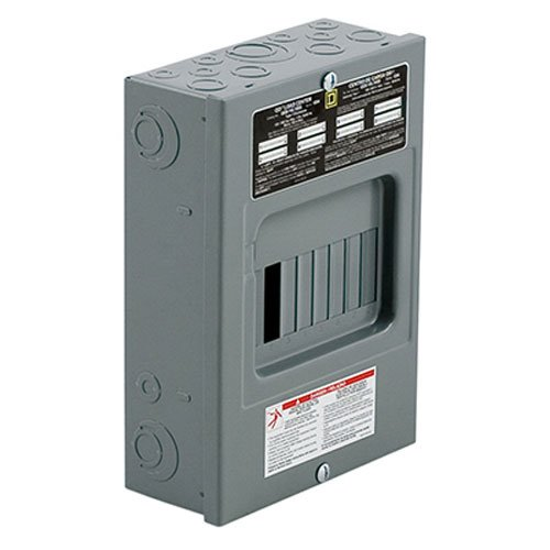 Square D by Schneider Electric QO816L100SCP QO 100 Amp 8-...