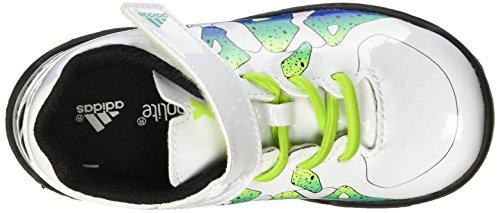adidas, FB X Kleinkinder-Fußballschuhe für Jungs, weiß