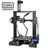 Comgrow Creality Ender 3 3D Printer Fully Open