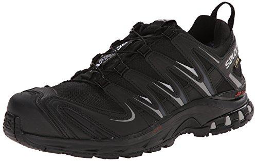 マーチャンダイザー条件付き告白する[サロモン] SALOMON トレッキングシューズ XA PRO 3D ゴアテックス 防水 登山靴