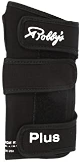 Robby's Coolmax Plus Left Wrist Support, Black, Petite by ace mitchell