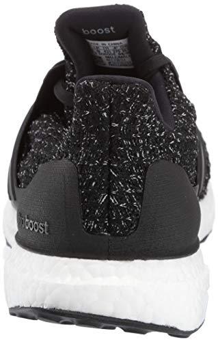 adidas Men's Ultraboost, Black/White, 4 M US by adidas (Image #2)