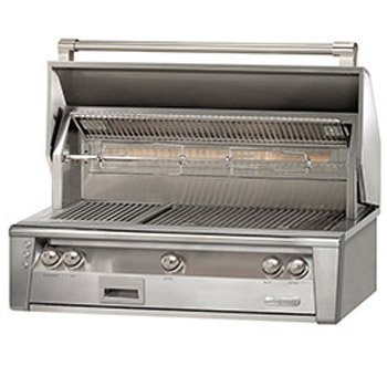 Alfresco ALXE-42-NG 42″ Standard Grill Natural Gas Built In Stainless