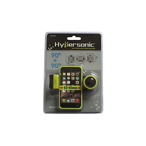 Jurmann Trade GmbH® Hochwertige 360° drehbare universelle Halterung für Smartphone , Handy , MP3 Player etc.