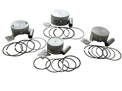 Shindy 04-052 Piston and Ring Kit