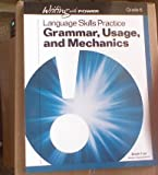 Writing with Power Language Skills Practice Workbook, Grade 6, PLC Editors Staff, 0789179075