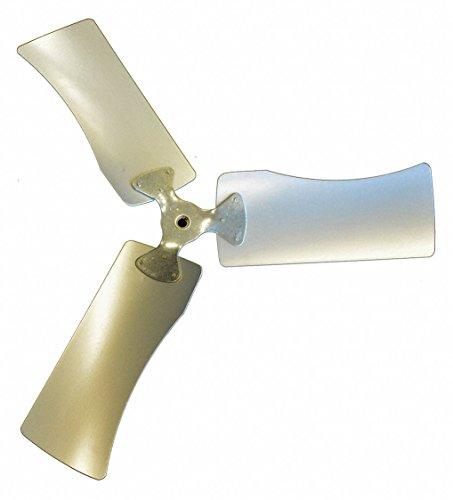 - Dayton Fan Blade, 48 in, Galvanized, CW, 1 HP