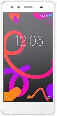 bq Aquaris X5 32GB White/Silver 12,7 cm (5