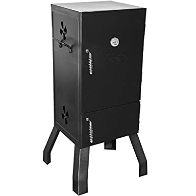 Masterbuilt 20060516 Vertical Charcoal Smoker from Masterbuilt