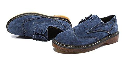 plates femmes EU41 chaussures des chaussures printemps et US9 chaussures casual d'automne simples CN41 Mme UK7 wvq07R